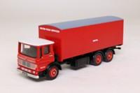 EFE 23001; AEC Ergo 6W Rigid Boxvan; BRS; Bristol