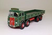 Corgi 10103; ERF V; 8-Wheel Dropside; Ken Thomas Ltd