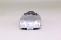 Corgi 98123; Porsche 356a Speedster; Silver; Open Top