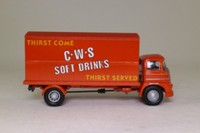 Corgi Classics 13602; Foden S21 Mickey Mouse; 4 Wheel Box Van, CWS Soft Drinks