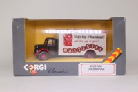 Corgi D822/8; Bedford O Series Van; Malteasers, Bags of Nourishment