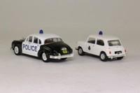 Corgi 97721; Durham Police: 2 Pce Set; Jaguar Mk II & Mini Cooper