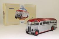 Corgi 97193; AEC Regal Half Cab Coach; Carney's, St Andrew's Coaches, Sunderland