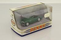 Dinky Toys DY-30; Austin Healey 100 BN2; British Racing Green