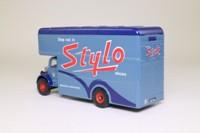 Corgi C953/9; Bedford O Series Pantechnicon; Stylo Shoes