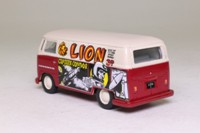 Corgi 96961; Volkswagen Transporter; The Lion, Captain Condor: Comic Classics