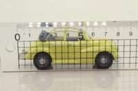 Corgi 96754; Morris Minor; Open Cabriolet, Highway Yellow