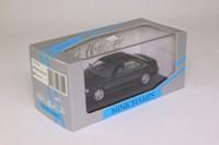 Minichamps 430 032160; 1997 Mercedes-Benz AMG C36; Black Metallic
