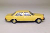 Minichamps MIN 032200; 1976 Mercedes-Benz W123; 200D, Light Yellow