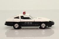Tomica 010; Nissan Fairlady 280Z-T; Police Patrol Car