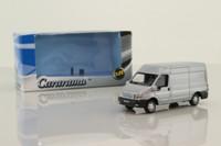 Cararama 01922; Ford Transit Van; Silver Metallic