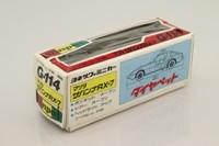 Diapet G-114; 1978 Mazda RX7 SA22C; Silver Metallic