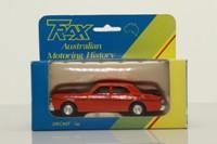 Trax TR84C; 1969 Ford Falcon; GTHO; Orange, Black Trim