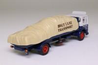 EFE 21601; Leyland Ergo 4W Rigid Flatbed; Holt Lane Transport; Sheeted Load