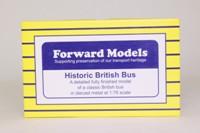 Forward Models EDH-13; Daimler CVD6 Bus; Hull Corporation Transport; 50 Market Place
