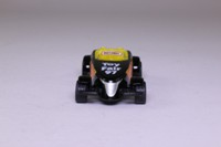 Matchbox/Lesney 280ad; Plymouth Prowler; Toy Fair 97, Black, Yellow Interior