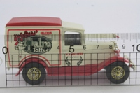 Models of Yesteryear Y-22/1; 1930 Ford Model A Van; Walter�s Palm Toffee, Acton London