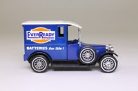 Models of Yesteryear Y-5/4; 1926 Talbot Van; Ever Ready, Batteries for Life