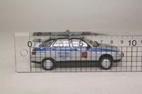 DeAgostini; 2000 Lada 112 / VAZ-2112; Moscow Police; Silver