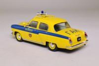 DeAgostini 00; Gaz 21P Volga; Soviet Russian Police