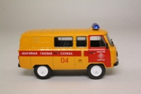 DeAgostini; UAZ 452 Van; 3909 4x4; Emergency Gas Service