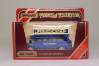 Models of Yesteryear Y-23/1; 1922 AEC S Type Omnibus; East Surrey: Lifebuoy Soap