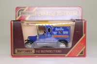Models of Yesteryear Y-12/3; 1912 Ford Model T Van; Rosella Condiments
