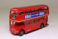 EFE 15601; AEC Routemaster Bus; London Transport; Rt 15 Ladbroke Grove, BOAC