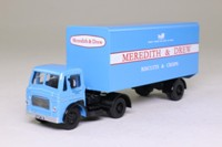 Base Toys D69; Leyland Beaver Artic; Box Trailer, Meredith & Drew