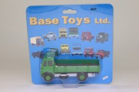 Base Toys AS-01; Albion CX Truck; 4w Dropside, Green