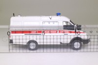 DeAgostini 00; Gaz Gazelle; 32214 Ambulance