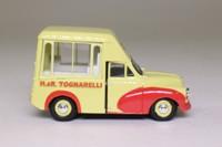 Oxford Diecast MM047; Morris Minor Van; Tognarelli Ice Cream