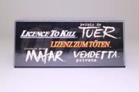 James Bond, Maserati Biturbo 425; Licence to Kill; Universal Hobbies