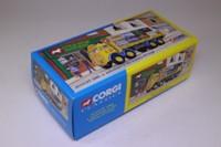 Corgi Classics 09802; ERF V; 8 Wheel Rigid Flatbed with Chains; Corgi Classics August 1995