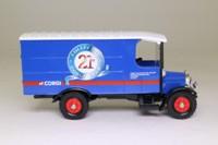 Corgi Classics CC09001; 1929 Thornycroft Van; Collector Club 21st Anniversary; Swansea Ind Est