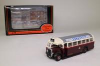 EFE 18404; Leyland Tiger TS8 Bus; Doncaster Corporation; Rt 11 Arksey, Genasprin Advertising; Showbus 1995