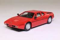 del Prado 00; 1978 BMW M1 Sports; Red