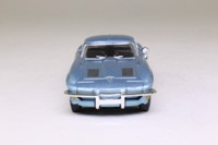 del Prado 03; 1963 Chevrolet Corvette Stingray; Metallic Blue