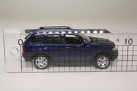 del Prado; 1999 BMW X5 SUV; Dark Blue