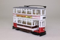 Corgi Classics 97273; Double Deck Tram, Closed Top, Closed Platform; Blackpool Corporation; Pleasure Beach