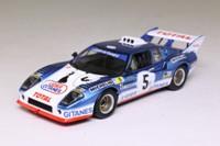 IXO LMC134; Ligier JS2; 1975 Le Mans 2nd Place RN5, Lafosse & Chasseuil