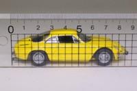 Minichamps 430 113606; 1971 Renault Alpine A110; Yellow