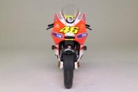 Minichamps 122 110846; Ducati Desmosedici GP11 Motorcycle; Unveiling; Valentino Rossi