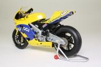 Minichamps 122 041003; Honda RC211V Motorcycle; Max Biaggi, MotoGP 2004