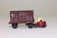 Trackside DG148000; Scammell Scarab; Artic Flatbed, British Railways, Container Load