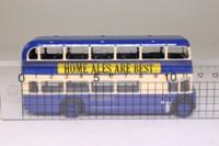 EFE 13908; Bristol FLF Lodekka Bus; Notts & Derby Traction Co; Rt B1 Heanor