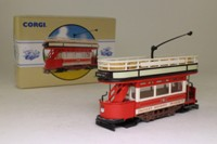 Corgi Classics 97266; Double Deck Tram Open Top, Open Platform; Paisley District Tramways: Renfrew Ferry