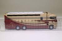 Oxford Diecast 76SHL01HB; Scania R Cab Horsebox; Champagne Metallic