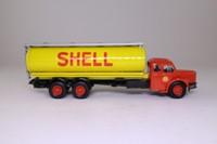 Corgi Classics 73201; Berliet GLR8; 6 Wheel Rigid Tanker; Shell
