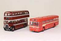 Corgi OOC 97095; Lancashire Holiday Set; Leyland PD2; Bolton Transport; BET Federation; Lancs United